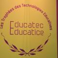 Id6 reçoit le Grand Prix des Trophées Technologies Educatives au salon de l'éducation de Paris !