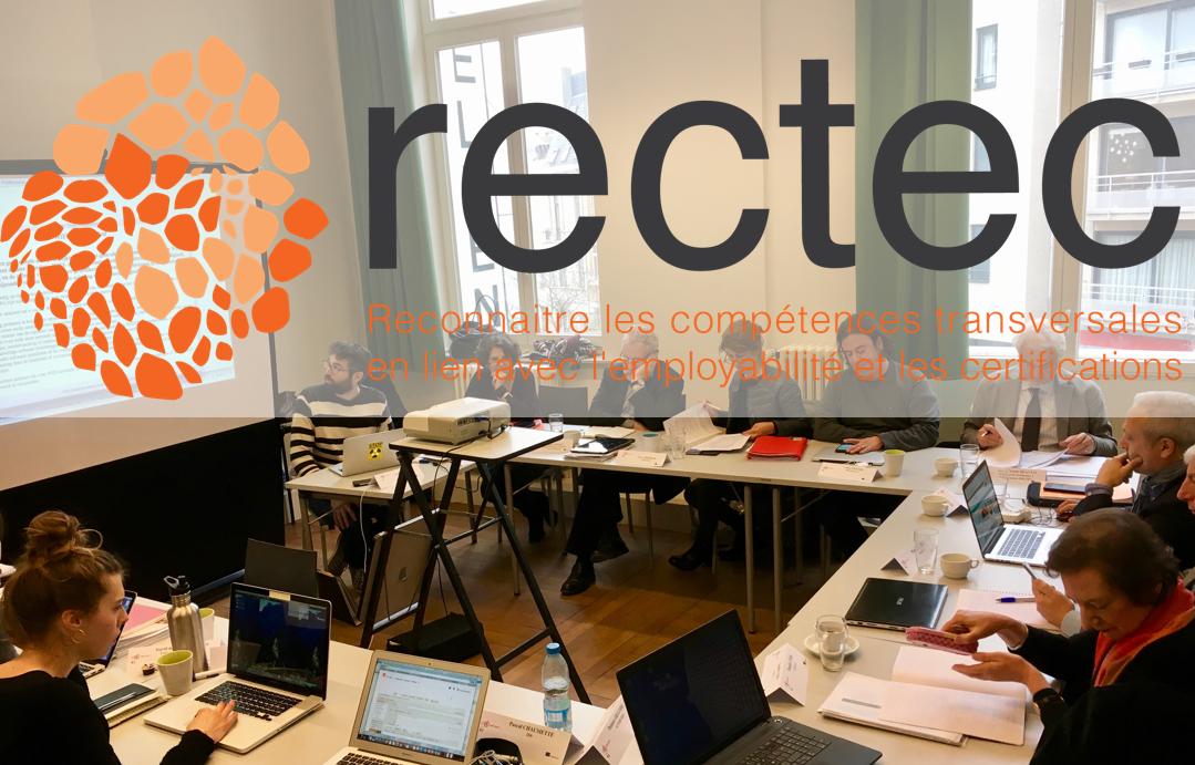 RECTEC Bruxelles – Comité scientifique