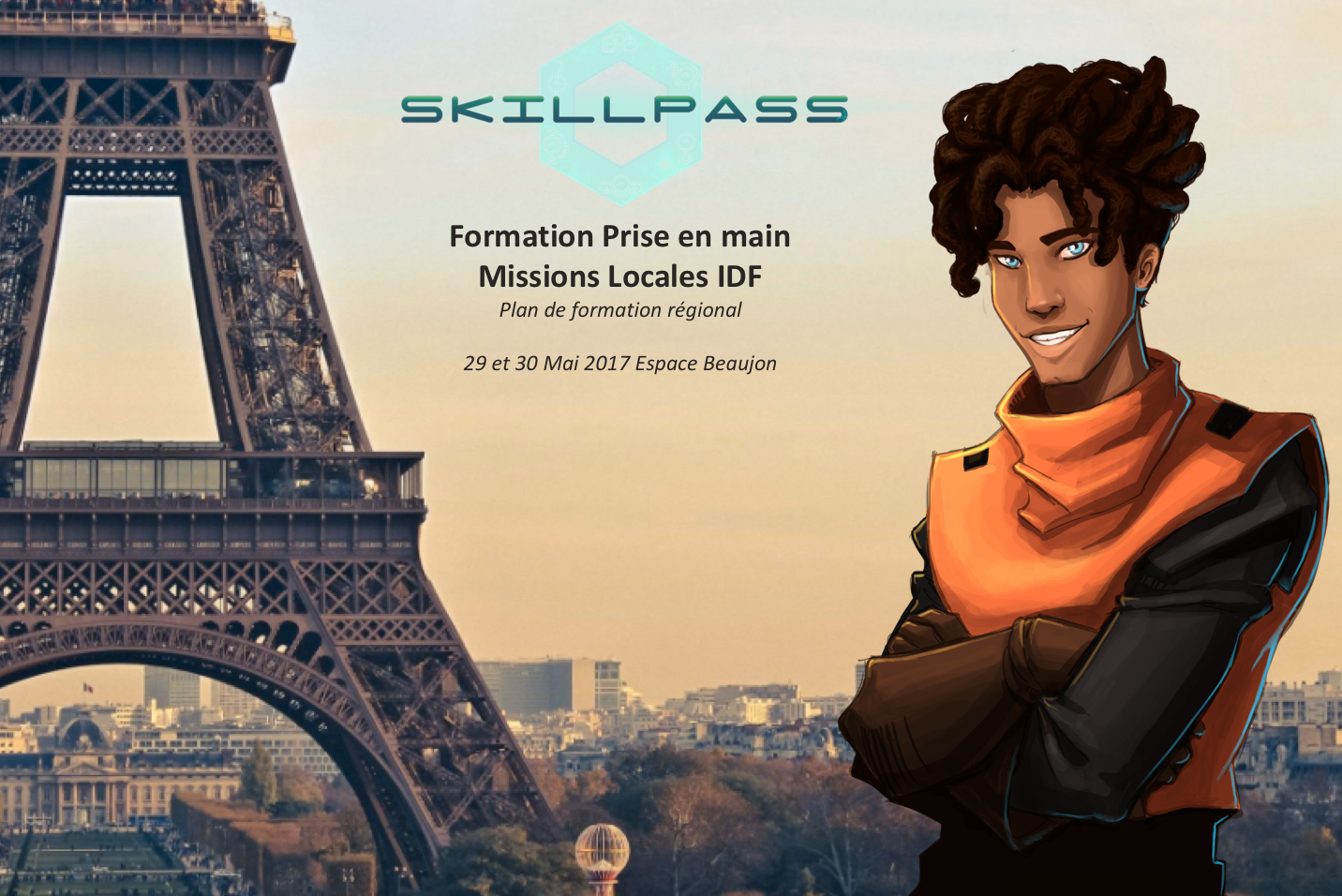 ARML Ile de France: Outiller les Missions Locales avec SkillPass