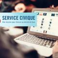 Jeunes en Service civique: bilan de compétences