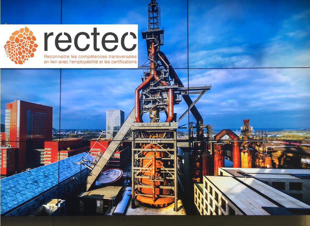 Comité scientifique RECTEC Université de Luxembourg – Campus Belval