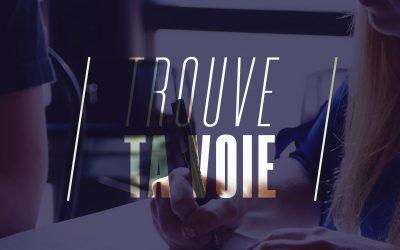 Trouvetavoie, le nouveau dispositif d'orientation par Id6