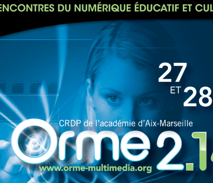 Salon Education Marseille Orme 2014