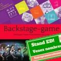 Backstage-game au Salon de l'Education